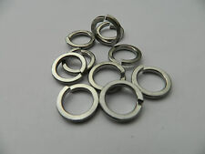 A2 STAINLESS STEEL SQUARE SECTION SPRING LOCK WASHERS  M4/4mm