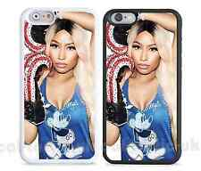 New case cover for iPhone apple models, sexy Nicki Minaj Mickey