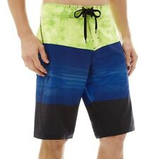 Burnside Vortex Board Shorts Size 30 New With Tags Msrp $42.00