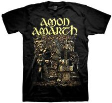 Amon Amarth Thor Odens Son Shirt M L XL Official T-Shirt Death Metal Band TShirt