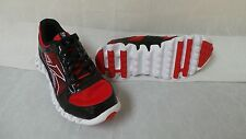 New! Reebok Youths Zigtech Shark Pursuit360 Running Shoes-Style V45819 (112Q) kl