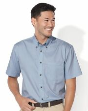 FeatherLite - Short Sleeve Stain-Resistant Twill Shirt - 0281