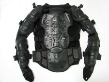 Motorcycle Full Body Armor Jacket Spine Chest Protection Gear ~S M L XL 2XL 3top
