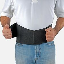 Back Support Brace Belt Lumbar Lower Waist Double Adjustable - NEW,FREE SHIPPING