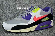 Nike Air Max 90 325018-024 I AM THE RULES 2012 White Grey Solar Red Purple Volt