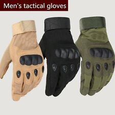 Special Standard Issue Assault Factory Pilot Men's Tactical Knuckle Gloves 1Pair