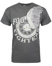 Official Foo Fighters Winged Wheel Men's T-Shirt