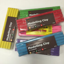 Modelling Clay Educational Colours 500 g Asstd Colours