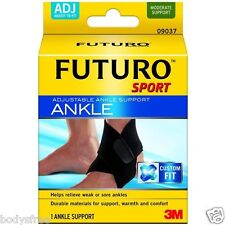 FUTURO™ Sport Adjustable Ankle Support **Brand New** F9