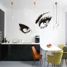 Hot Sexy Eyes Wall Stickers Decals DIY Home Decor Wall Mural Removable Stickers