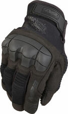 MECHANIX M-PACT 3 TACTICAL WEAR GLOVES PROTECTIVE WORK WEAR AIRSOFT COVERT BLACK