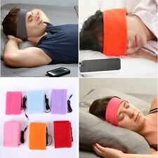 1PC Soft Nice Sleeping Headband Unisex Adult Headphone Headset For Mobile Phone