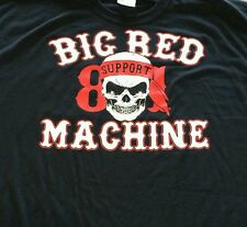 HELLS ANGELS SUPPORT T-SHIRT BIG RED MACHINE NEW