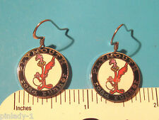 Plymouth  Roadrunner  - earrings
