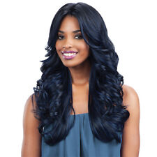 Freetress Equal Synthetic Hair Lace Deep Invisible L Part Lace Wig - MACKENZIE