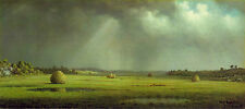 Handmade Classical M-Johnson Hurd landscape Oil Painting art Repro on Canvas -31