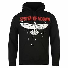 Mens Official System Of A Down Hoodie Mens New