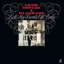 Lick My Decals Off Baby - Beefheart Captain New & Sealed LP Free Shipping