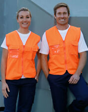 5 of  AIW SW41; High Visibility Safety Vest 100% Polyester