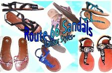 Route 66 Summer Sandals in Various Styles NWT Sizes 5-12