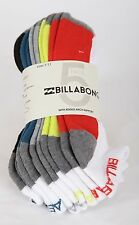 Billabong Ankle Socks - 5 Pack (x 2) - RRP 39.98