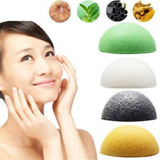 1PC Natural Konjac Konnyaku Facial Puff Cleanse Deep Cleansing Sponge Exfoliator