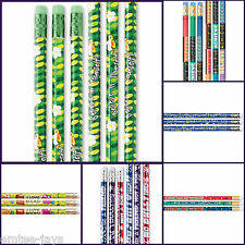 Pencils - Teacher Rewards Awards Student Classroom Motivational School Supplies