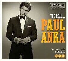 Real Paul Anka - Anka,Paul New & Sealed CD-JEWEL CASE Free Shipping