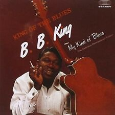 King of the Blues + My Kind of Blues - King,B.B. New & Sealed CD-JEWEL CASE Free
