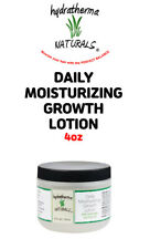 Hydratherma Naturals Daily Moisturizing Growth Lotion 4oz or 8oz