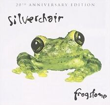Frogstomp (20th Anniversary Edition) - Silverchair New & Sealed CD-JEWEL CASE Fr