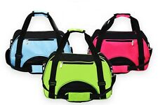 3 Color Portable Puppy Dog Cat Bag Travel Kennel Carrier Case Cage Tent Crate