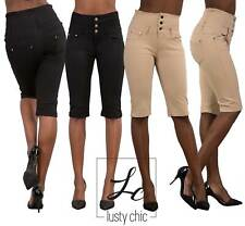 Ladies Sexy Womens High Waisted Jeans Slim fit Stretch Jegging Plus Size 12-20