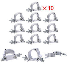 1X 4X 10X Stage Lighting 110LB Clamp Hook 40-52mm Truss Trigger Mount Bracket