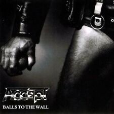 Balls to the Wall: Expanded Edition - Accept New & Sealed CD-JEWEL CASE Free Shi