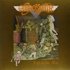Toys in the Attic - Aerosmith New & Sealed LP Free Shipping