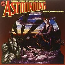 Astounding Sounds Amazing Music - Hawkwind New & Sealed LP Free Shipping