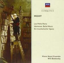 Mozart: Ballet Music - Boskovsky,Willy New & Sealed CD-JEWEL CASE Free Shipping