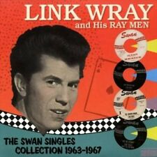 Swan Singles Collection 1963-67 - Wray,Link New & Sealed LP Free Shipping
