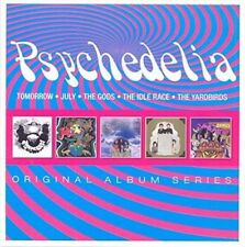 Psychedelia Original Album Series - V/A New & Sealed CD-JEWEL CASE Free Shipping