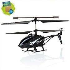 Model King 33038 2.4G 3.5CH Mini Metal Remote Control RC Helicopter GYRO Genuine
