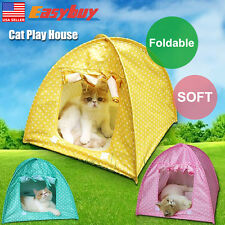 pet Tent Camping dog cat bed Waterproof Windproof Outdoor Hiking House