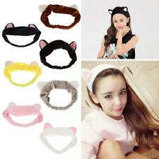 Elastic Make Up Face Washing Shower Mask Spa Wide Hairband Cosmetic Headband