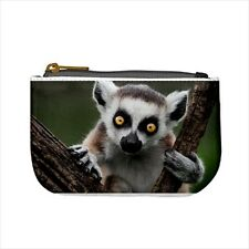 Lemur Mini Coin Purse & Shoulder Clutch Handbag