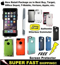 "OtterBox Commuter Series Case for iPhone 6 PLUS 5.5"" & Apple iPhone 6 4.7"" & 6s"