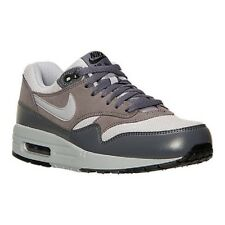 NEW Mens Nike Air Max 1 Essential Running Shoes Sz 8 8.5 9 9.5 10 10.5 Wolf Gray