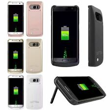 For Samsung Galaxy S7 / S7 edge External Battery Backup Charger Power Bank Case
