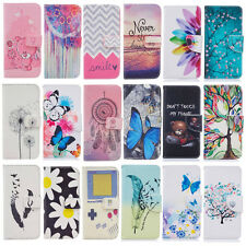 Card Holder PU Leather Wallet Cover for Various LG Phone Stand Magnetic Case