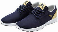 SUPRA Hammer Run Shoes Navy/Tan S55055 Sz 8 - 12