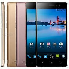 "5"" Factory Unlocked Quad Core 8GB 3G Smartphone GSM Android 5.1 Mobile Phone GPS"